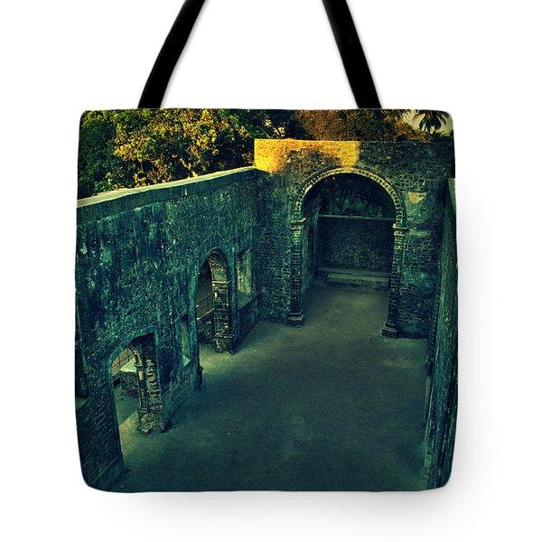Vasai Fort Tote Bag by Salman Ravish