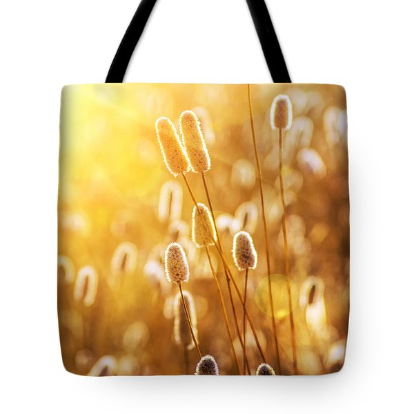 Wild Spikes Tote Bag