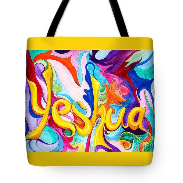 Yeshua Tote Bag