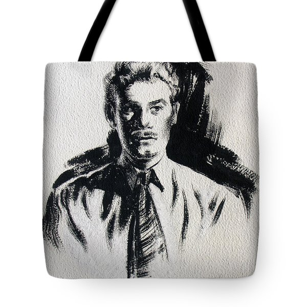 Secret Agent Study 1 Tote Bag
