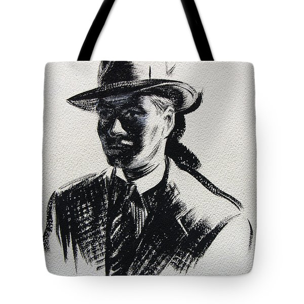 Secret Agent Study 3 Tote Bag
