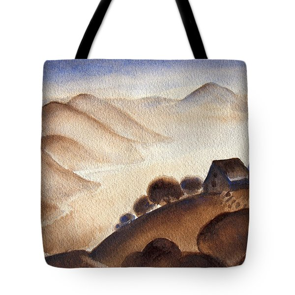 Americana Homeland Tote Bag