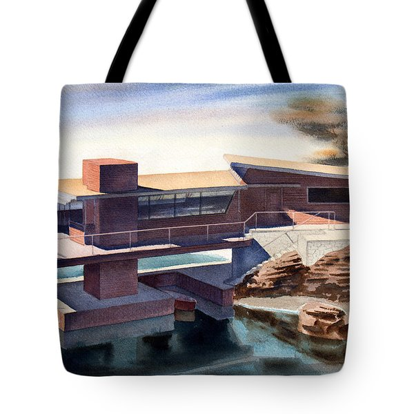 Modern Dream Tote Bag