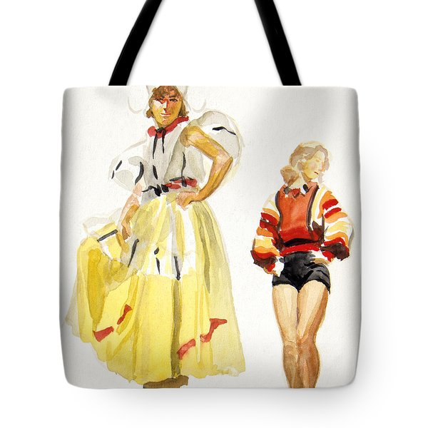 Swiss Miss Tote Bag