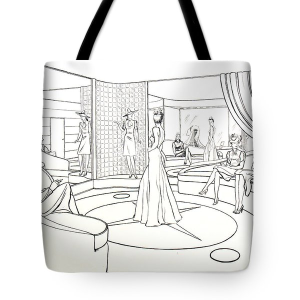The Women Tote Bag