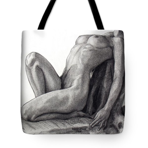 Infinite Surrender Tote Bag