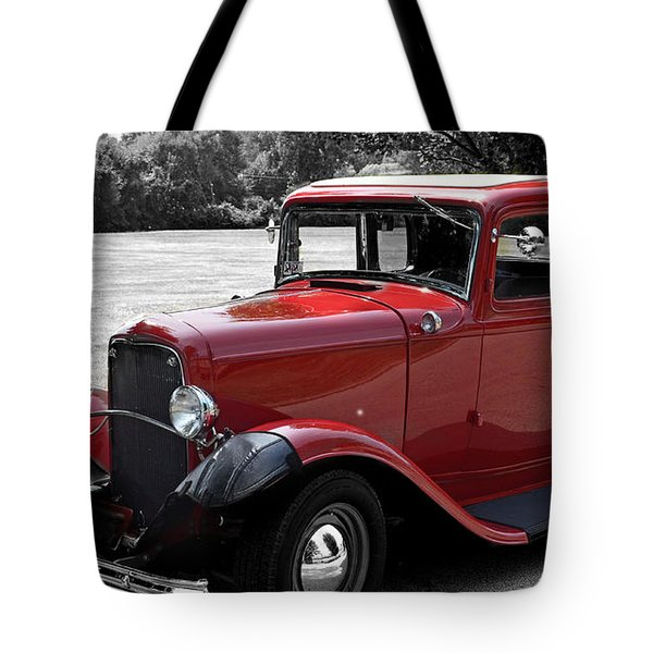 32 Ford Coupe Charmer Tote Bag