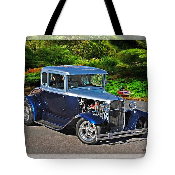 32 Ford Tote Bag