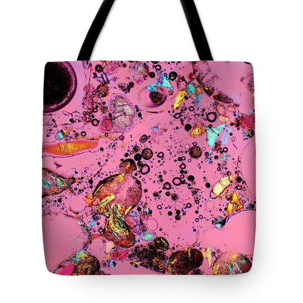 3-2-1 Meltdown Tote Bag