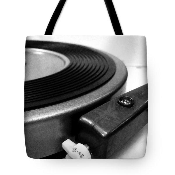 33-45 Tote Bag