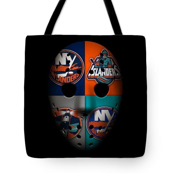 New York Islanders Tote Bag