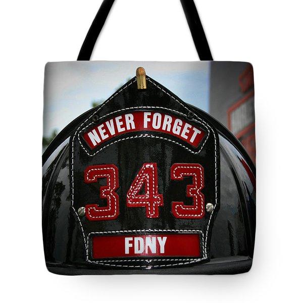 343 Tote Bag