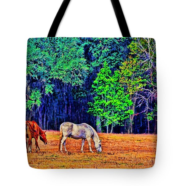 Tote Bag featuring the photograph 3485-200 by Lewis Mann