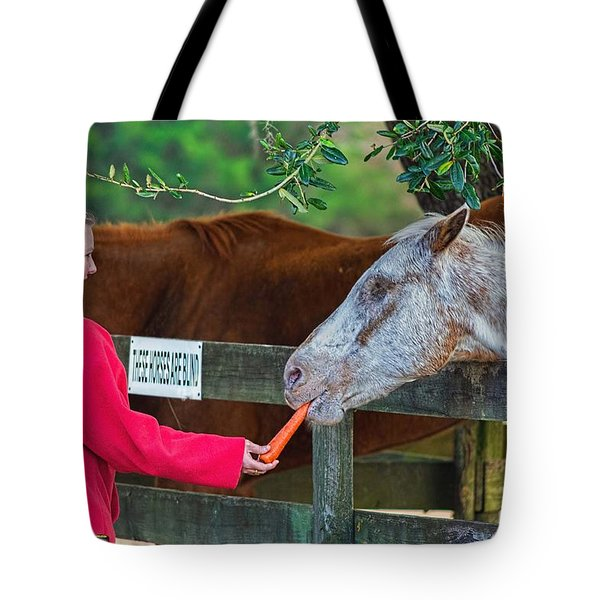 Tote Bag featuring the photograph 3490-200 by Lewis Mann
