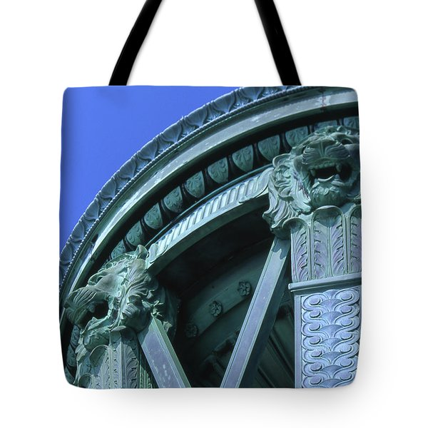 35x11 Perrys Victory Memorial Photo Tote Bag
