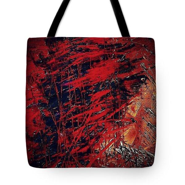 Brunette Tote Bag