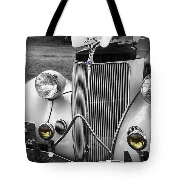 '36 Ford Coupe Tote Bag