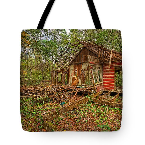 Tote Bag featuring the photograph 3652-8-202 by Lewis Mann