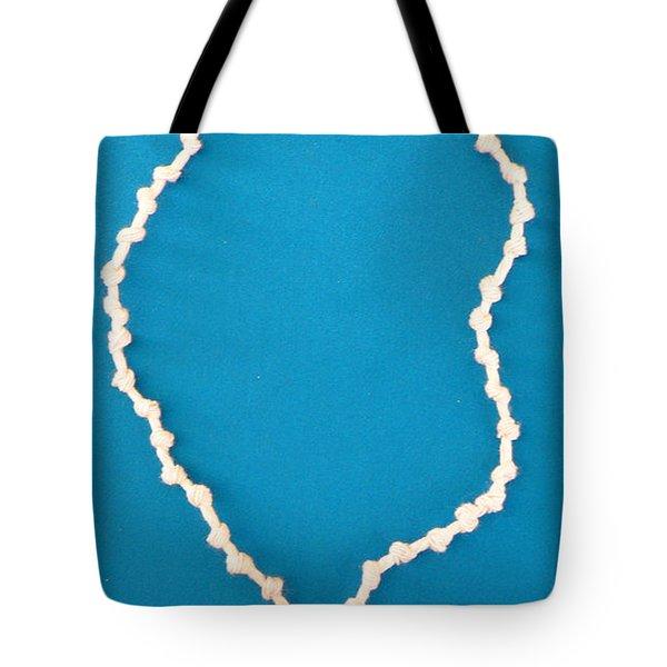 Aphrodite Gamelioi Necklace Tote Bag by Augusta Stylianou