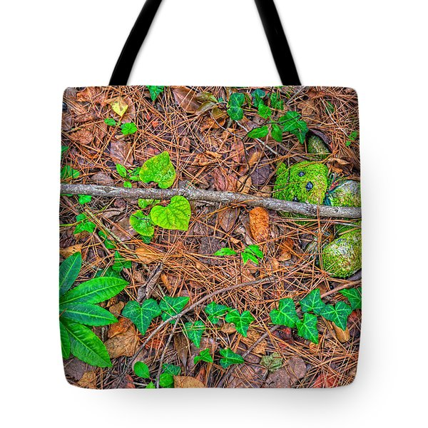 Tote Bag featuring the photograph 3702-7-202 by Lewis Mann