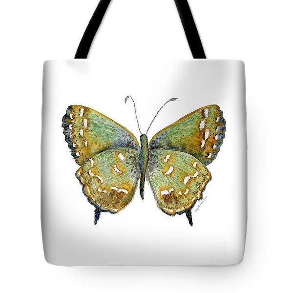 38 Hesseli Butterfly Tote Bag