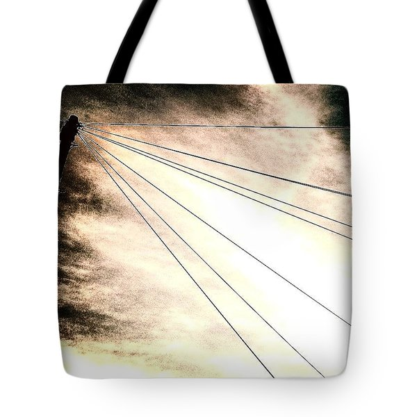 Dramatic Sky 2 Tote Bag