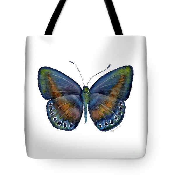 39 Mydanis Butterfly Tote Bag