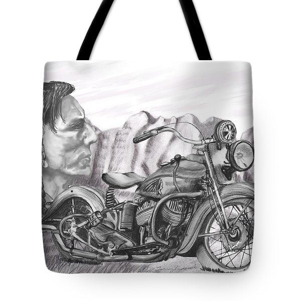 39 Scout Tote Bag