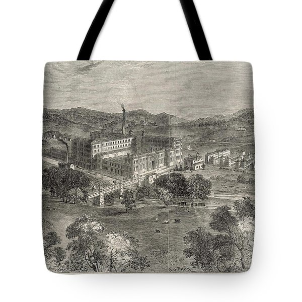 Spring Grizzly Cubs In Denali Tote Bag