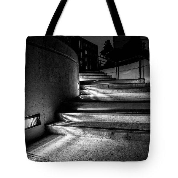 3am Portland Tote Bag by Bob Orsillo