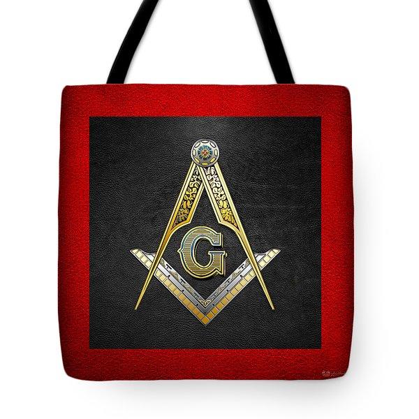 3rd Degree Mason - Master Mason Masonic Jewel  Tote Bag