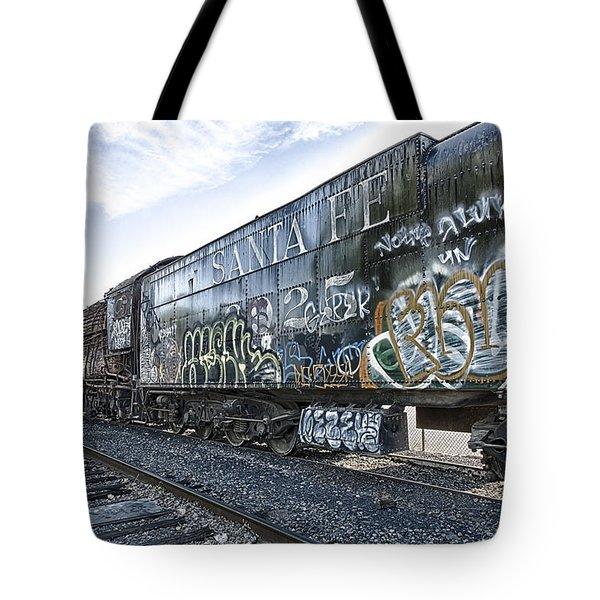 4 8 4 Atsf 2925 In Repose Tote Bag
