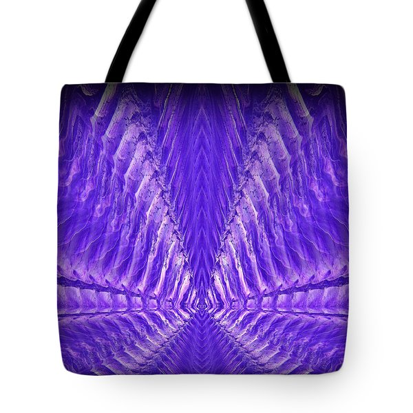 Abstract 104 Tote Bag by J D Owen