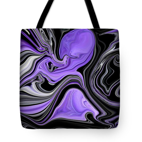 Abstract 57 Tote Bag by J D Owen