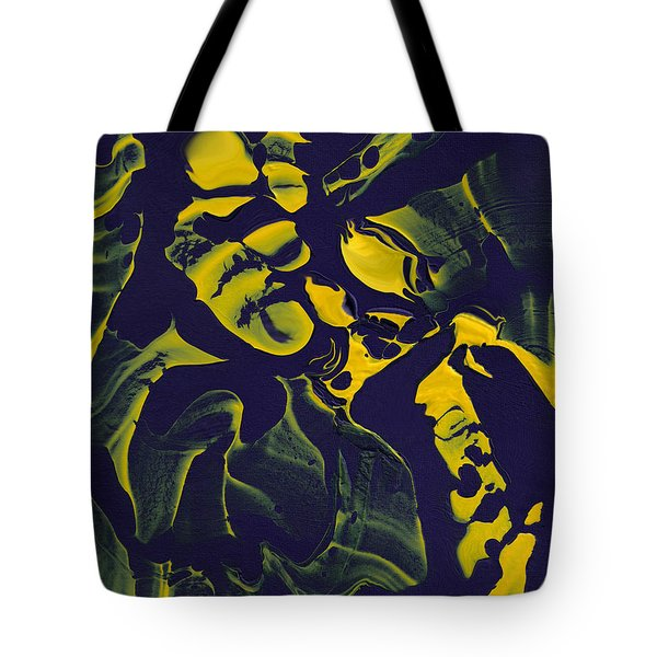 Abstract 62 Tote Bag by J D Owen