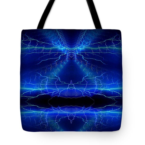Abstract 76 Tote Bag