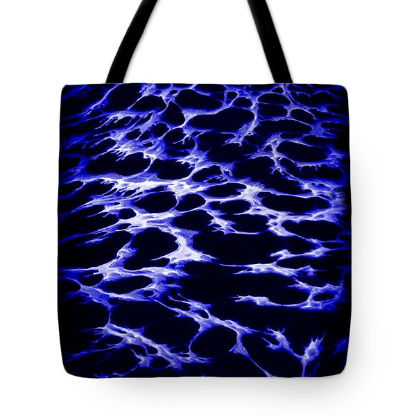 Abstract 89 Tote Bag by J D Owen