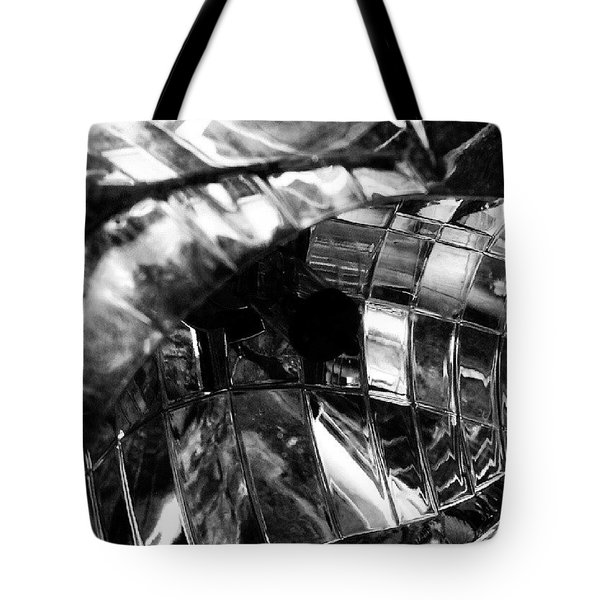 Motorbike Light Tote Bag