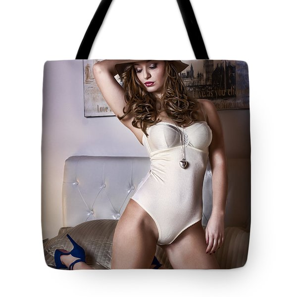 Clara Tote Bag by Traven Milovich