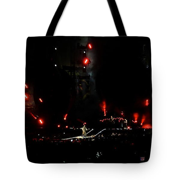 Coldplay - Sydney 2012 Tote Bag