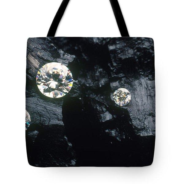 Diamonds Tote Bag