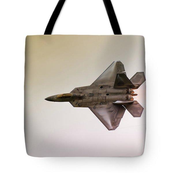 F-22 Raptor Tote Bag