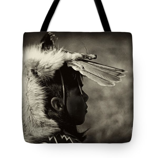 4 - Feathers Tote Bag