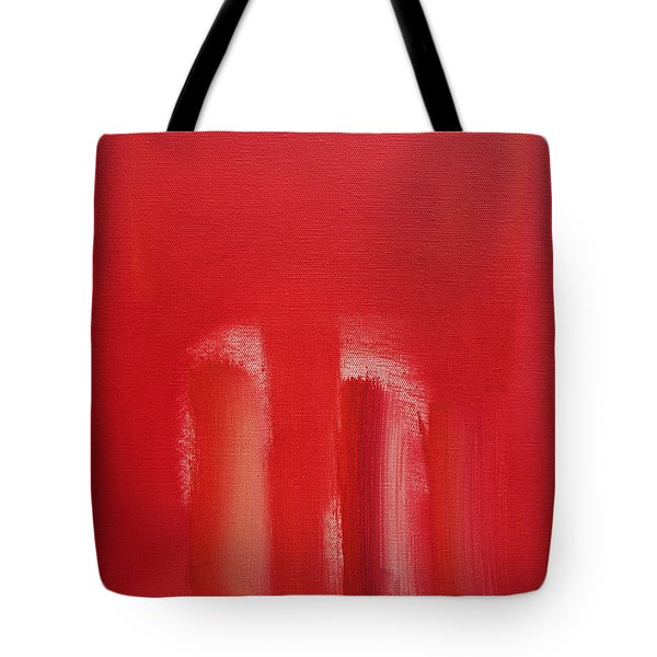 Figures In A Souk Tote Bag