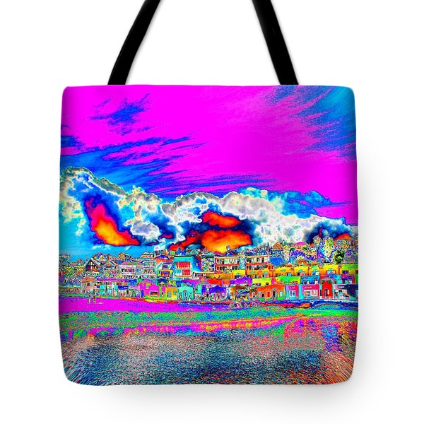Tote Bag featuring the photograph For Instance by Nick David