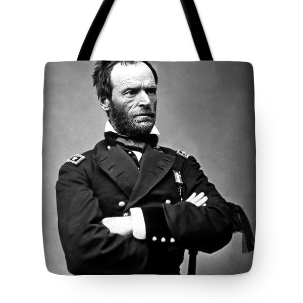 General William Tecumseh Sherman Tote Bag