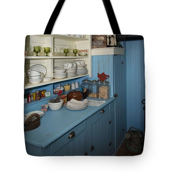 Heritage Cottage Museum On Bowen Island Tote Bag