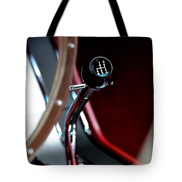 Hillsborough Concours Tote Bag by Dean Ferreira
