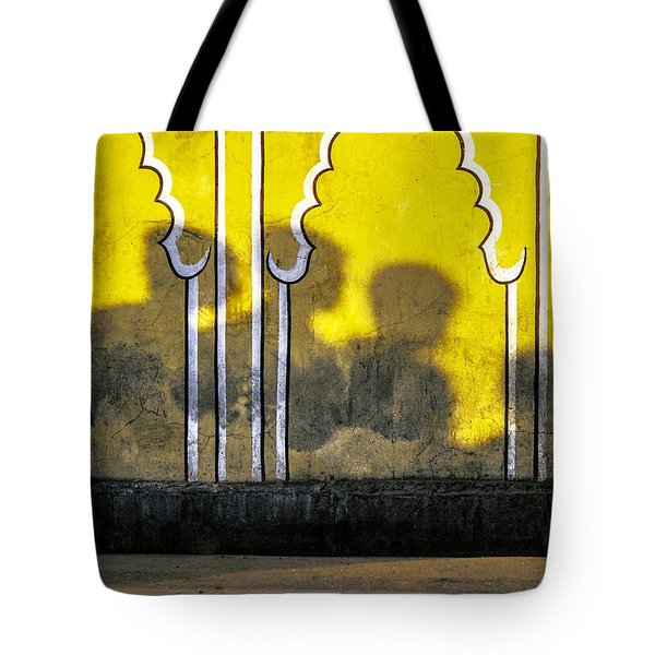 4 Is Company Tote Bag