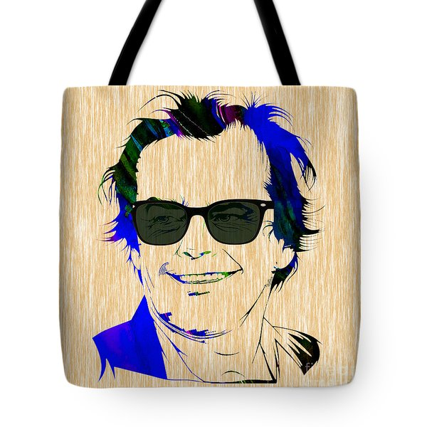Jack Nicholson Collection Tote Bag by Marvin Blaine
